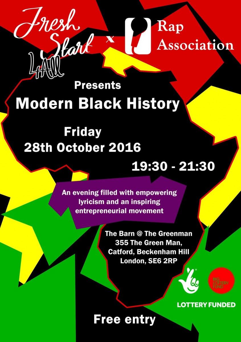 Modern Black History